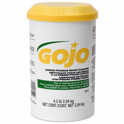 Gojo Lemon Pumice Hand Cleaner 2.04kg Tub
