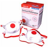 UCI FFP3 Disposable Valved Cup Mask Box