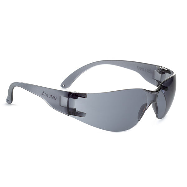 Bollé B-Line BL30 Smoke Lens Safety Glasses