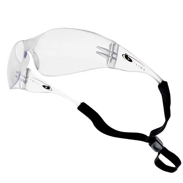 Bollé B-Line BL10CI Clear Lens Safety Glasses