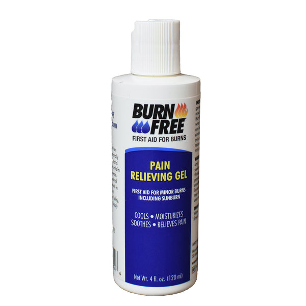 Burnfree Pain Relieving Gel - 120ml