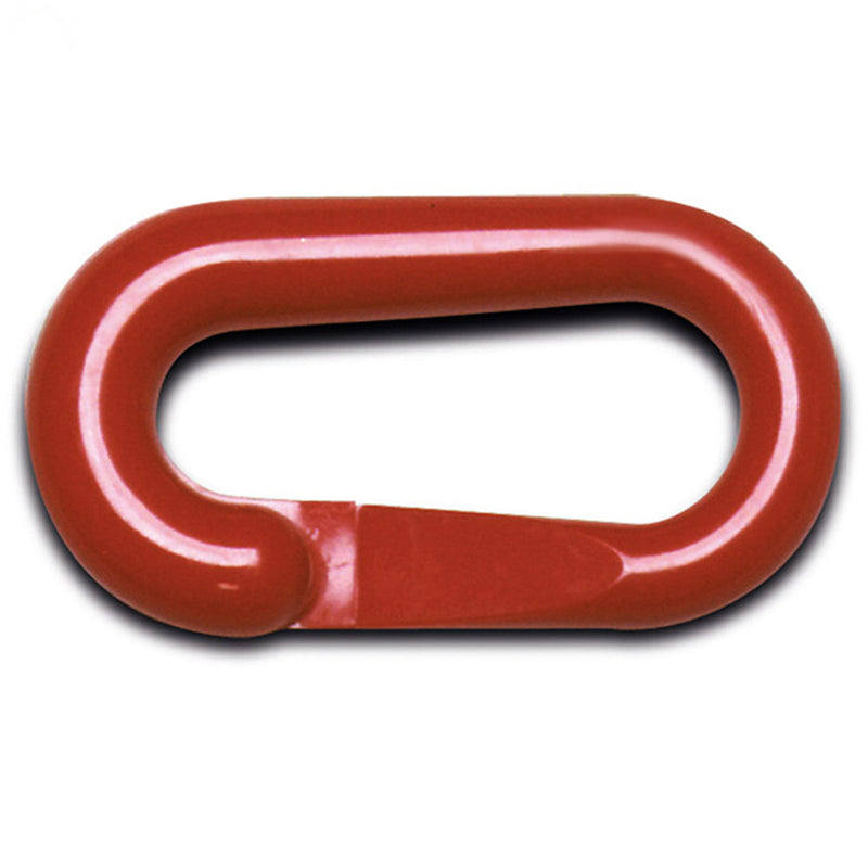 Chain Connecting Link - Nylon - Red