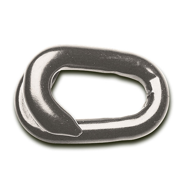Chain Connecting Link - Galvanised Steel