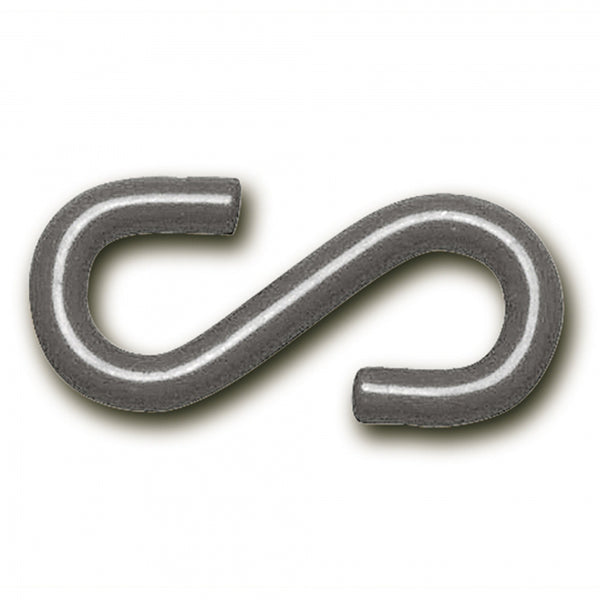 Chain Post Attachment Hook - Galvanised Steel