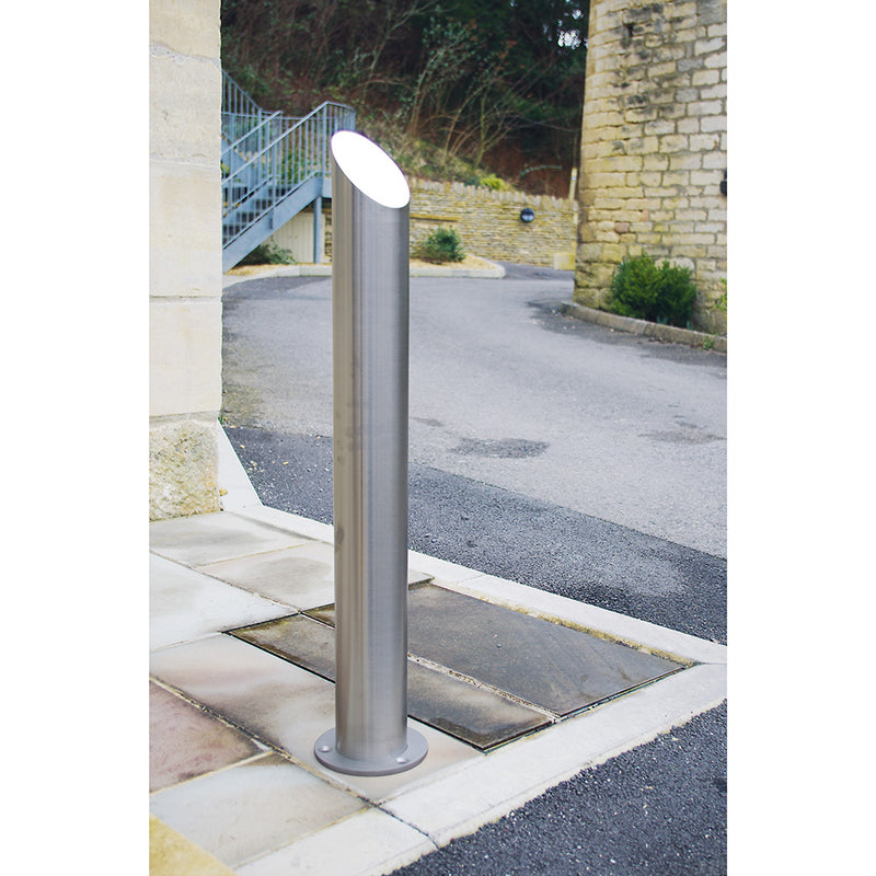 Chichester 45 Stainless Steel Bollard - Surface Mount 2