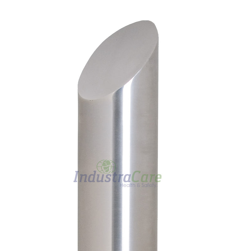 Chichester 45 Stainless Steel Bollard - Surface Mount 3