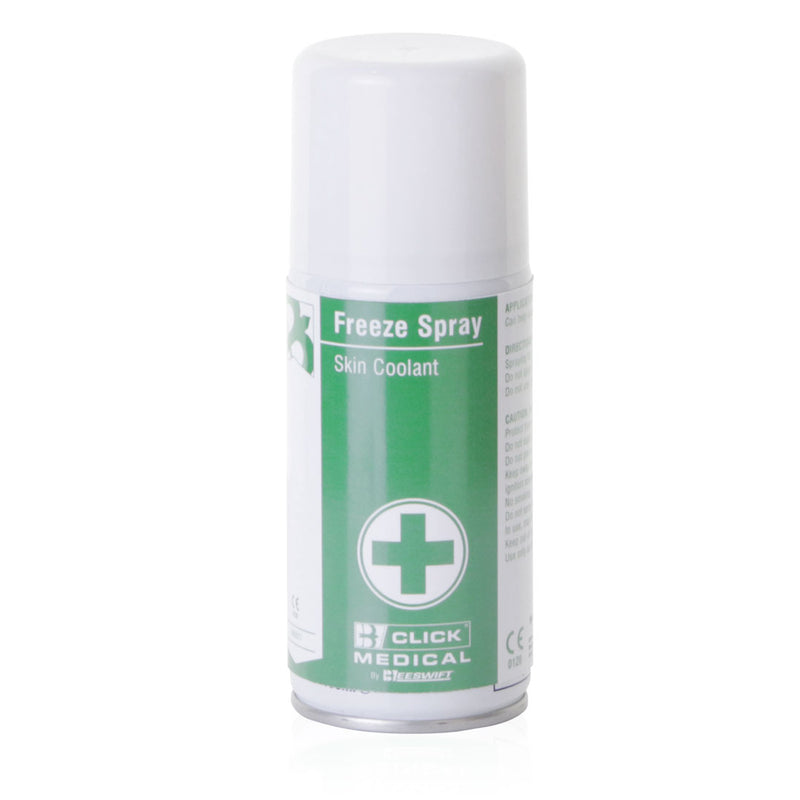 Click Medical 150ml Freeze Spray Skin Coolant