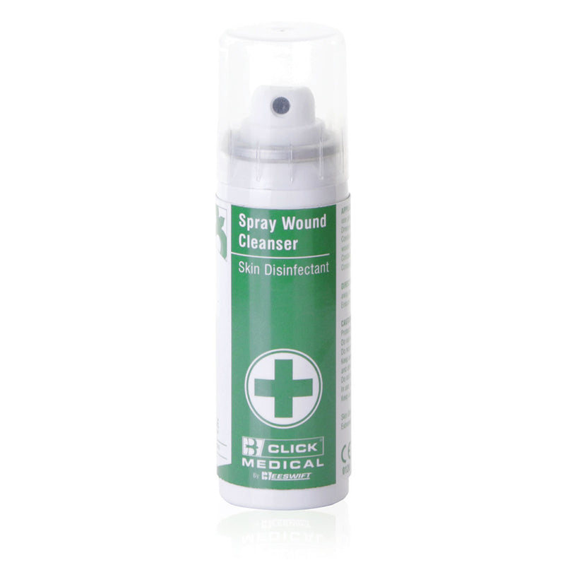 Click Medical 70ml Spray Wound Cleanser