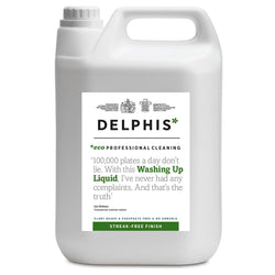 Delphis Eco Washing-Up Liquid - Concentrated (5ltr)