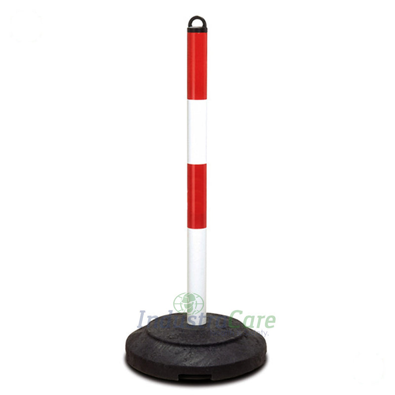 Extern Heavy Duty Chain Post with Recycled Base