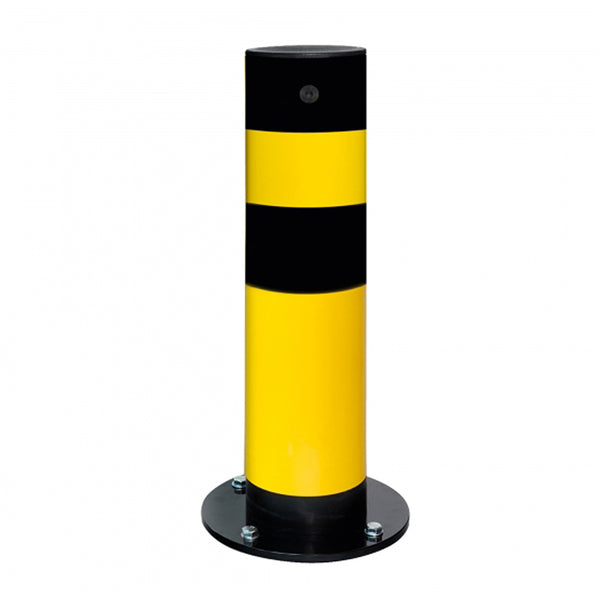 Black Bull Flex Heavy Duty Bollard (Height 655mm) Image 1