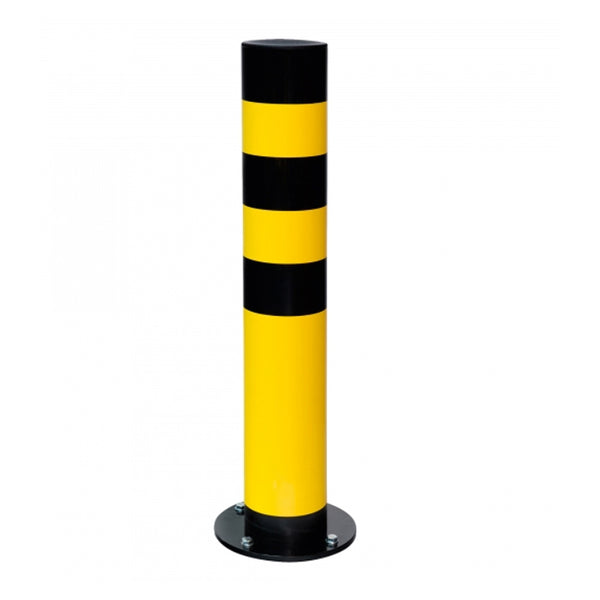 Black Bull Flex Heavy Duty Bollard (Height 965mm) Image 1