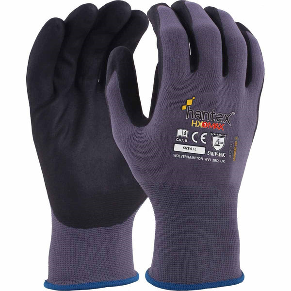 Hantex HX1-MAX Precision Gloves