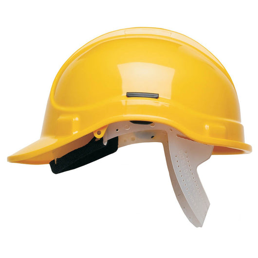 Scott Safety Helmet HC300EL Yellow