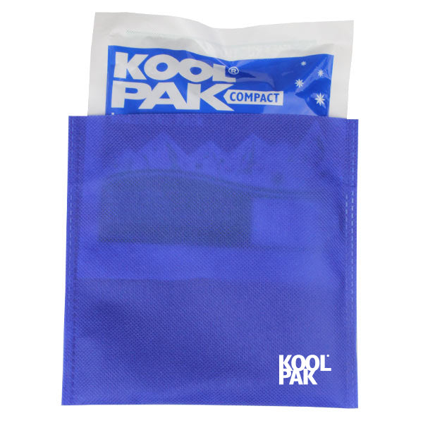 Koolpak Hot and Cold Pack Cover - Small 16cm x 16.5cm - x5