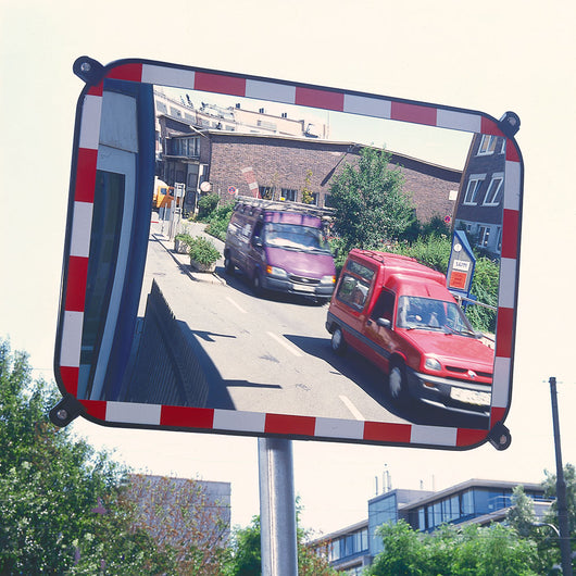 S-Compact Sekurit Glass Traffic Mirror 1