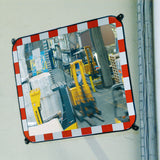S-Compact Sekurit Glass Traffic Mirror 2