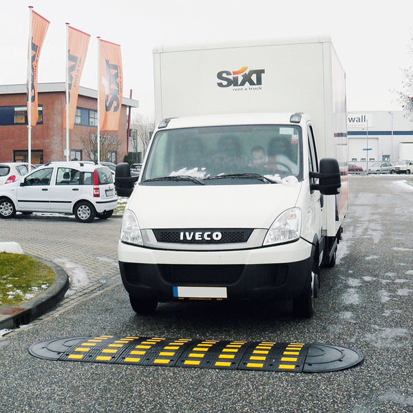 SafeRide Extra Wide Speed Reduction Ramp 10mph (image 1)