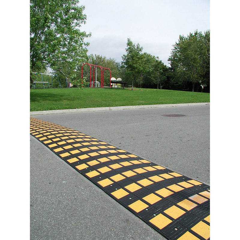 SafeRide Extra Wide Speed Reduction Ramp 10mph (image 2)
