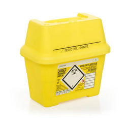 Sharp Safe 2Ltr Sharps Disposal Bin