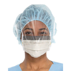 Surgical Mask with Wrap Around Visor
