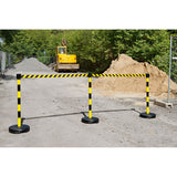 Traffic-Line Economy Belt Barrier 1