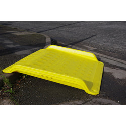 Traffic Line HDPE Kerb Ramp (Image 1)
