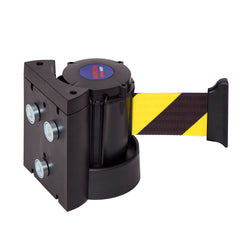 Traffic-Line Magnetic Wall Mounted Belt Barrier (Image 1)