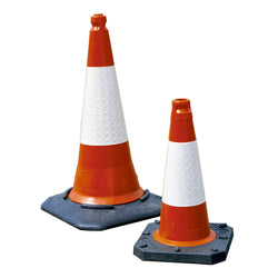 Traffic-Line Two-Piece Traffic Cone (Image 1)