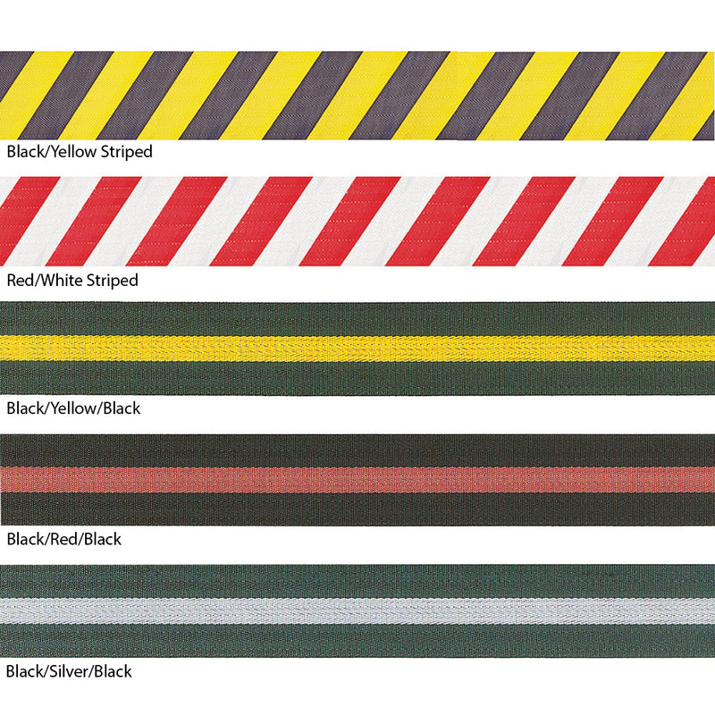 Traffic-Line Wall Mounted Belt Barrier (Image 5)