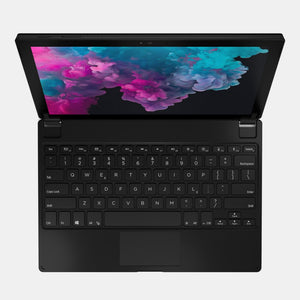 Brydge 12.3 for Microsoft Surface Pro 4, 5 and 6 Black (Limited Edition)