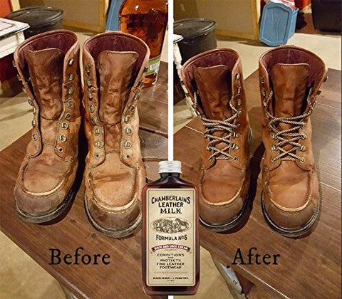 Boot & Shoe Cream No. 6