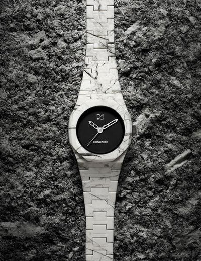 D1 Concrete 40mm White - Ante Shop