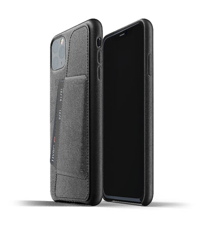 Mujjo Full Leather Case for iPhone 11 Pro Max - Ante Shop
