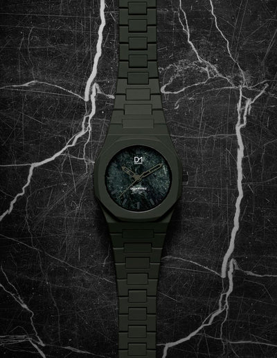 D1 Marble 40mm Green - Ante Shop