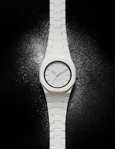 D1 Monochrome 40mm White - Ante Shop