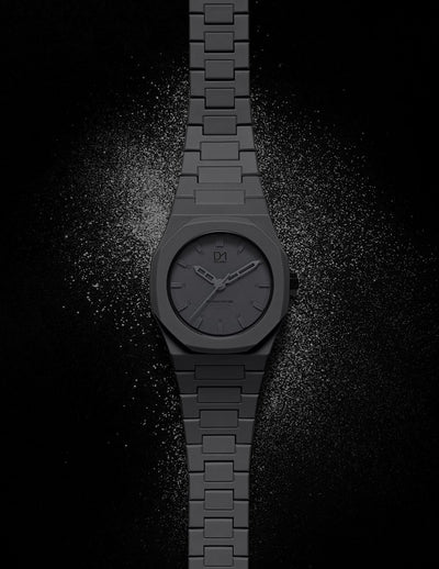 D1 Monochrome 40mm Grey - Ante Shop