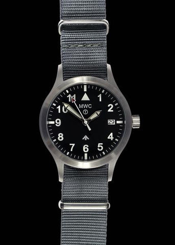 MWC Mk III Stainless Steel 1950's Pattern 100m Water Resistant Automatic Military Watch