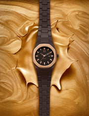 D1 Premium Chocolate Rose Gold Ladies Singapore antelimited