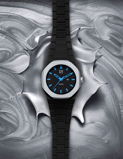 D1 Premium 40mm Black Blue - Ante Shop