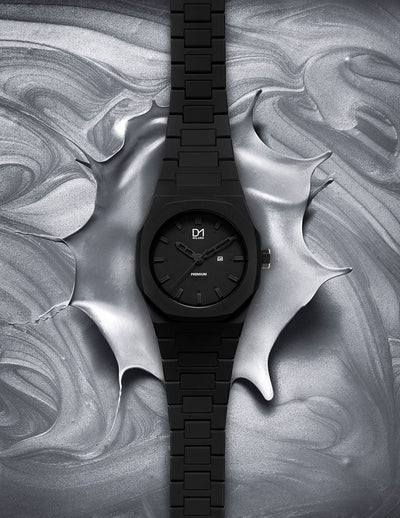 D1 Premium 40mm Black Black - Ante Shop