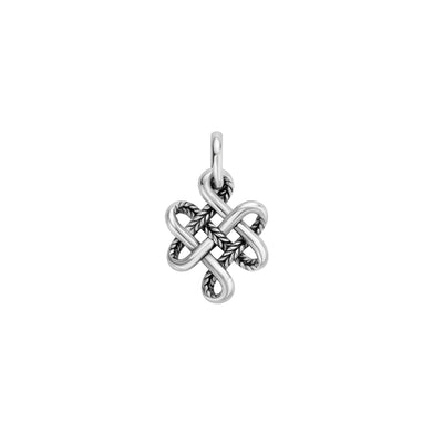 BUDDHA TO BUDDHA PENDANT ENDLESS KNOT XS - Ante Shop