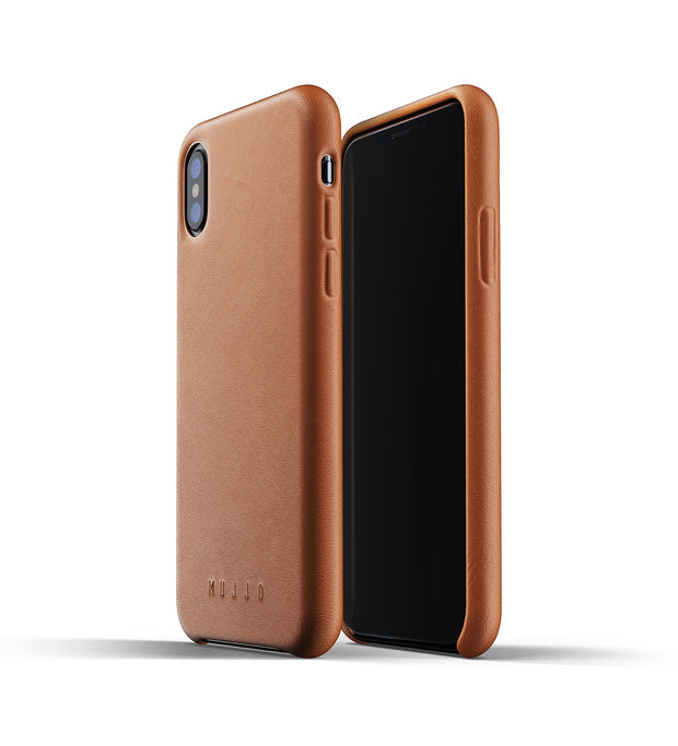 Mujjo Full Leather Case for iPhone Xs Max