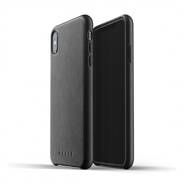 Mujjo Full Leather Case for iPhone Xs