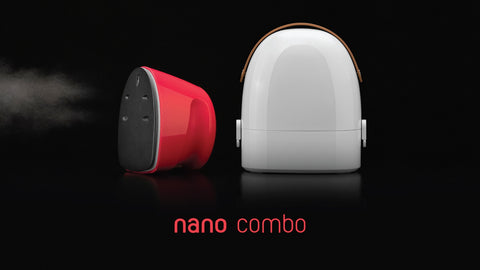 JNC Nano Steam Iron