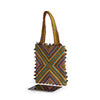Multicolor Tote Bag : Hand Embroidery