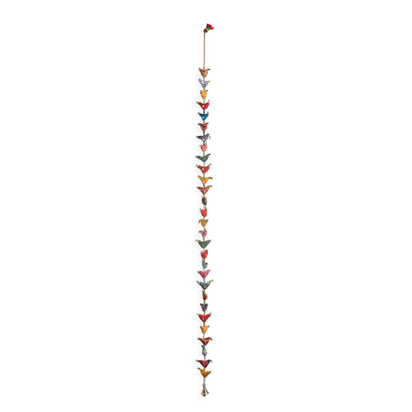 Mini Bird Hanging - Multicolor