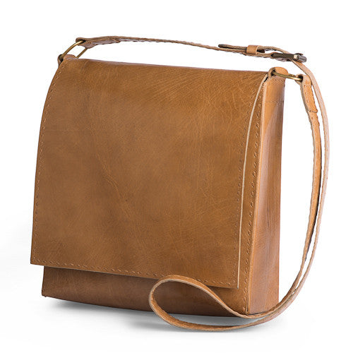 Leather Uni-Sex Shoulder Bag