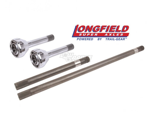 Longfield LJ70/KZJ70 30-Spline 4340 Chromoly Axle & Birfield Kit- (303401-1-KIT) NOT Gun Drilled