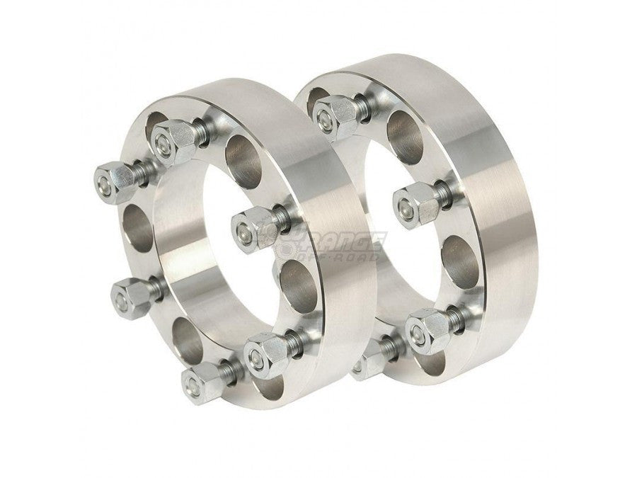 "6 Stud Wheel Spacers 6 on 114.3mm ( 5.5"" )"